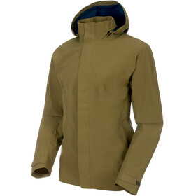 Mammut Trovat HS Hooded Jacket Men olive-poseidon